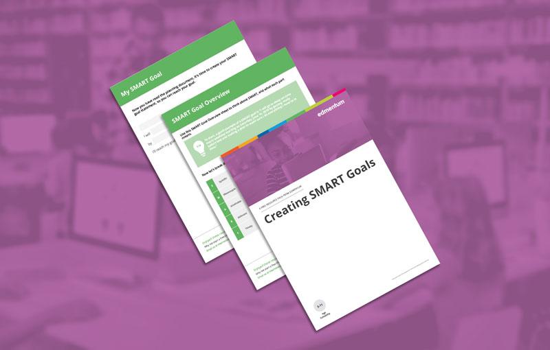 Creating SMART Goals Pack