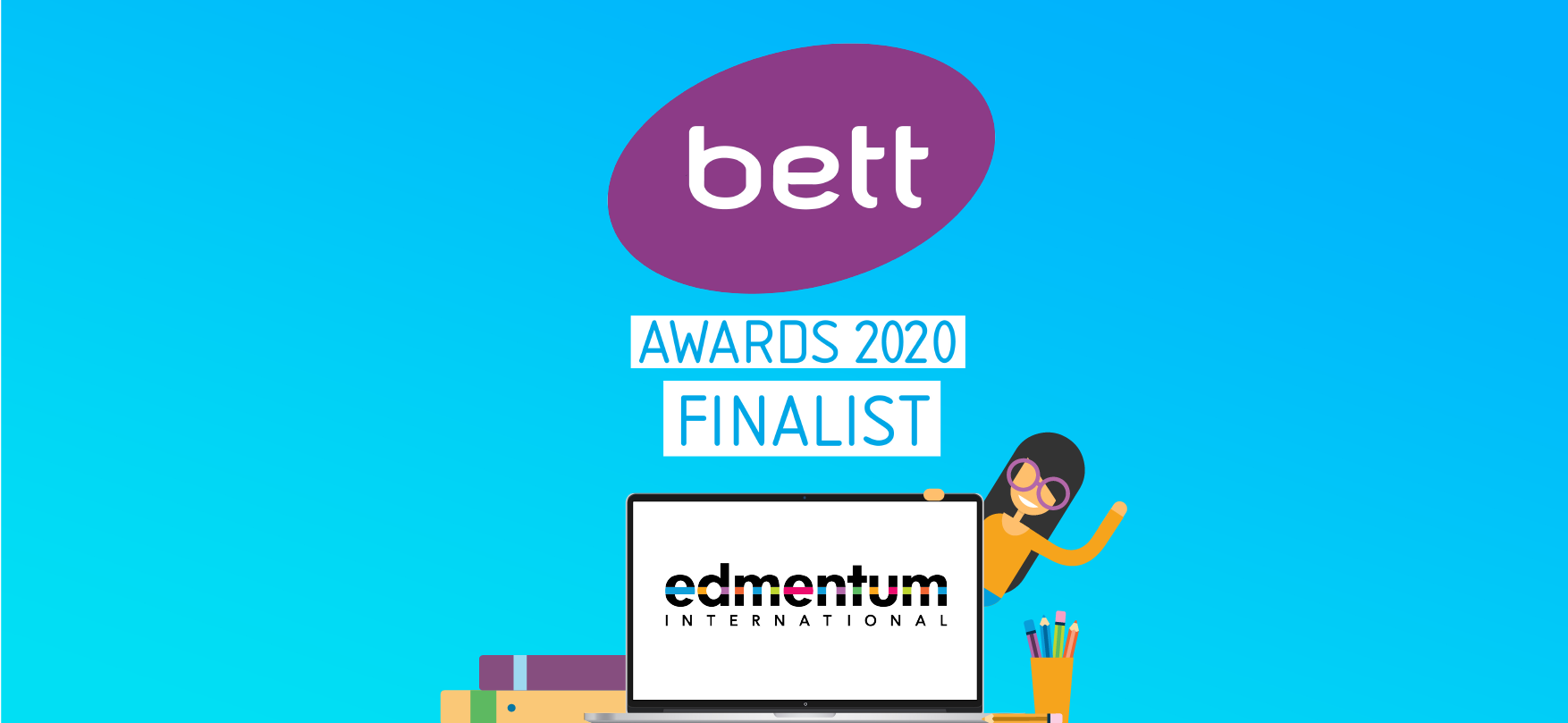 Bett 2020 Awards: We're Finalists!