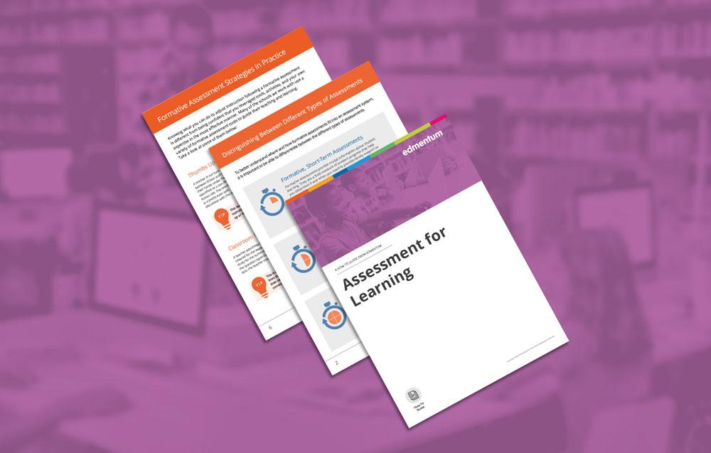 Assessment for Learning Guide