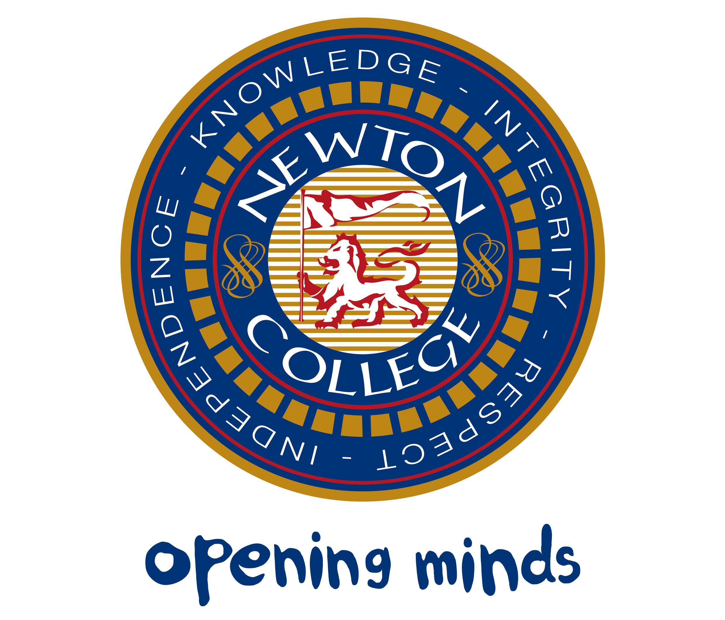 Laude Newton College Logo