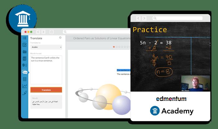 ed options academy education technology edmentum