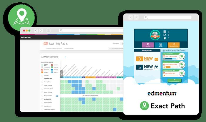 exact path education technology edmentum