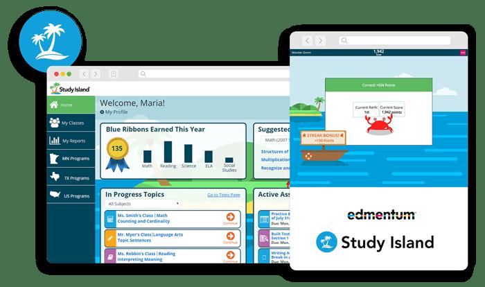 study island education technology edmentum