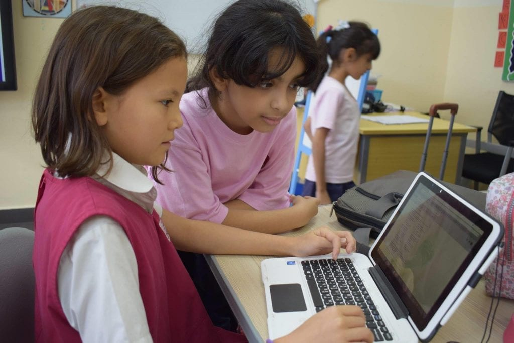 Liwa International School for Girls Students