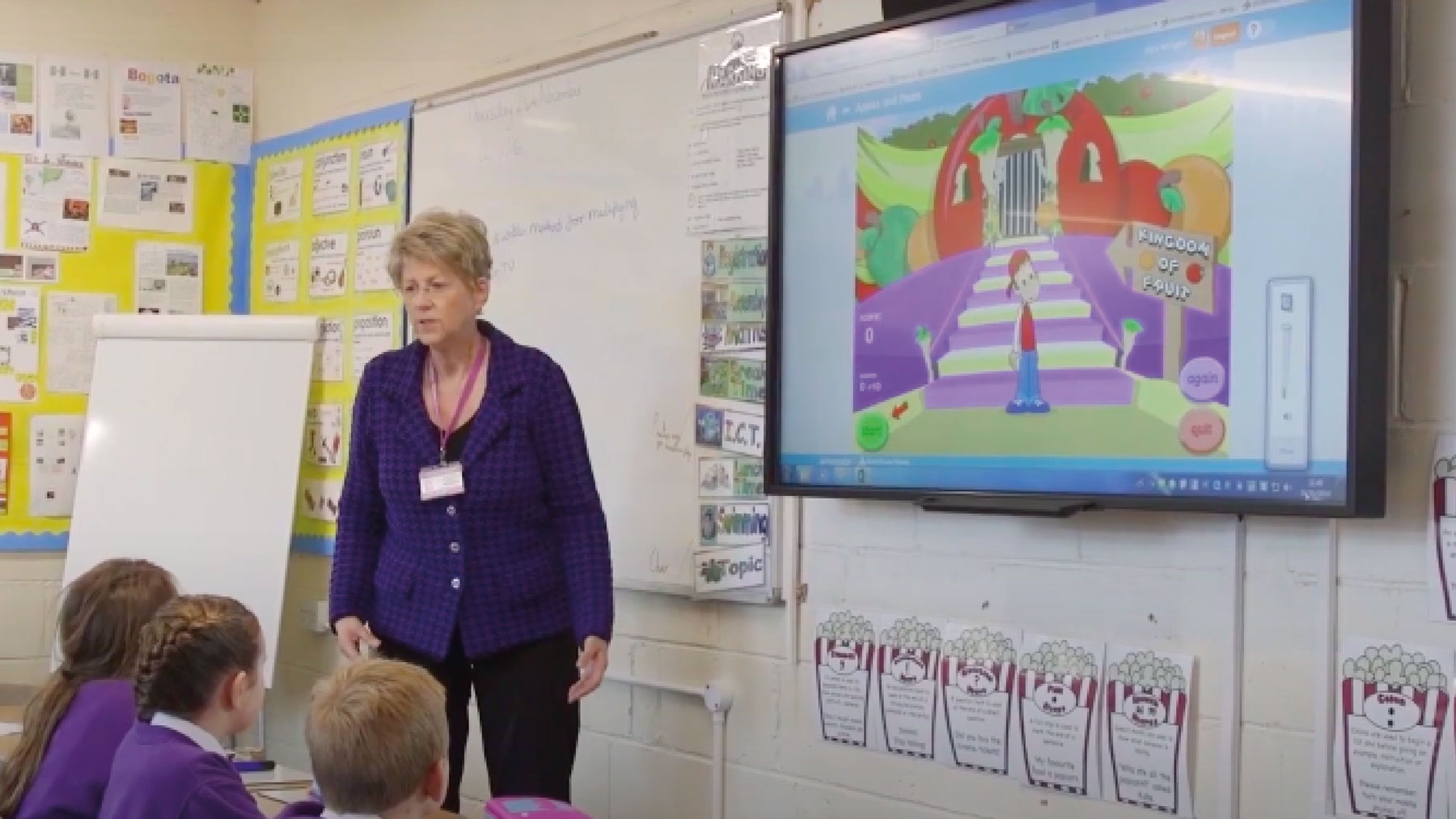 Cross-Curricular Teaching & Learning with EducationCity
