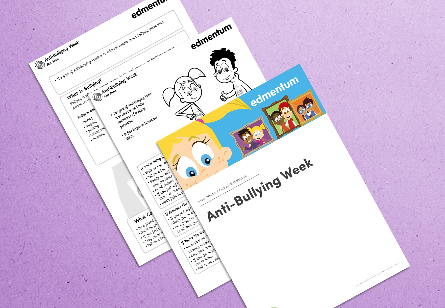 Anti-Bullying Week Pack